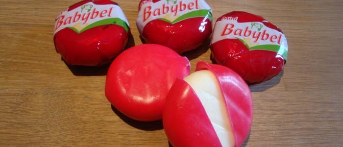 C'est quoi le rouge du Babybel ?