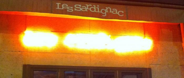 LES SARDIGNAC – Resto et bar à vins (9ème)