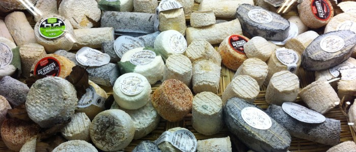 Ballade au Salon des fromages