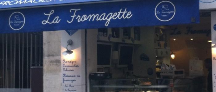La Fromagette – rue Cadet 9ème
