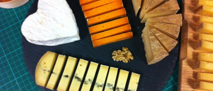 Pourquoi certains fromages sont-ils oranges ?