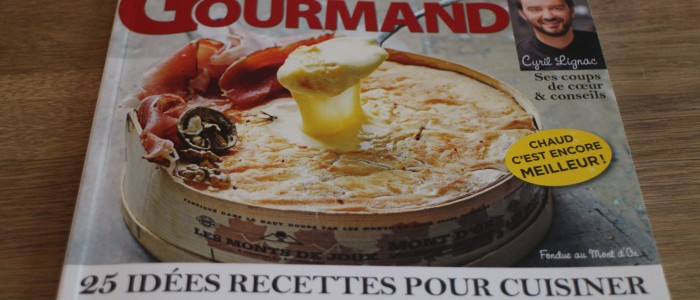 Le magazine GOURMAND spécial Fromages