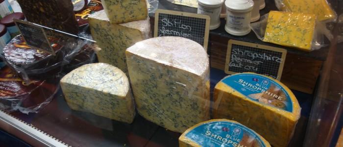 Les fromages britanniques ont le vent en poupe !
