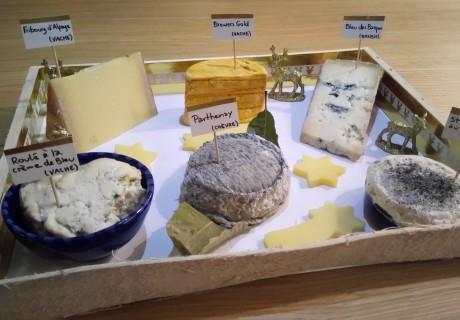 2plateau de fromage noel 2017 les fromages de clairette
