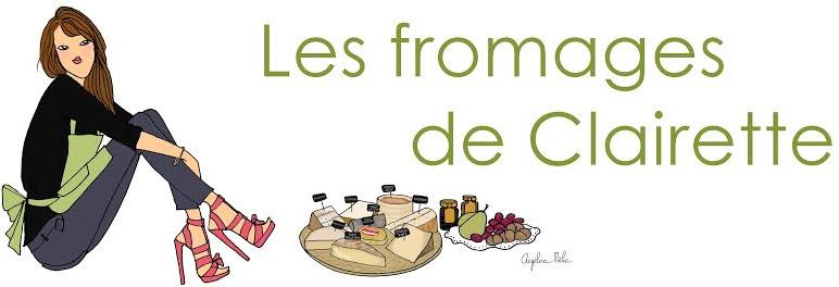 Les fromages de Clairette